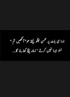 Zara si baat pr Mohsin bhigoo laitay ho Aankhen tum | Sad Urdu Poetry - Urdu Poetry lovers