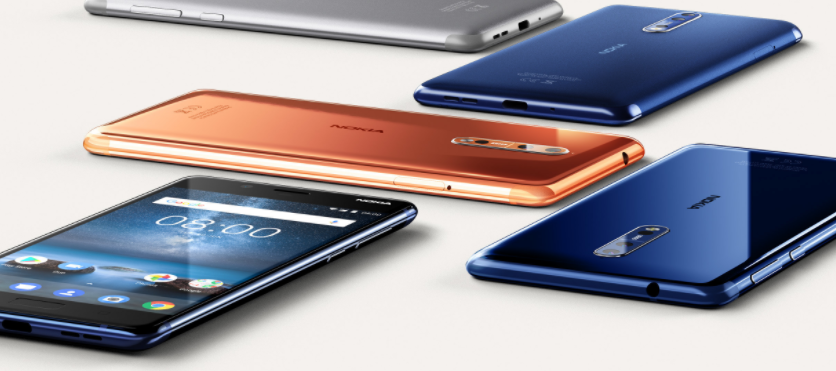 Nokia 8  Launching in India today