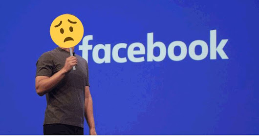 Facebook admits public data of its 2.2 billion users has been compromised