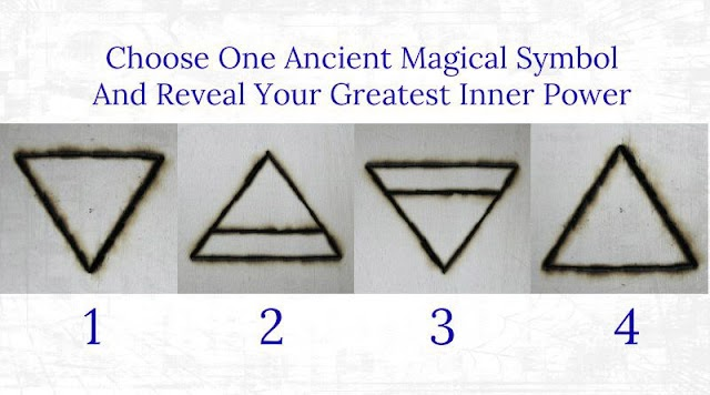Choose One Ancient Magical Symbol And Reveal Your Greatest Inner Power