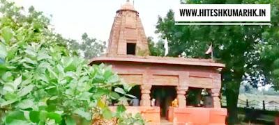 सोलह खंभो पर आधारित है यह ओंकारेश्वर शिव मंदिर,पलारी, बालोद, (छ.ग)