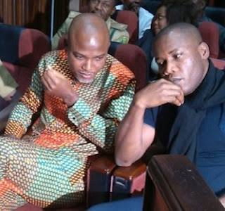 BIAFRA Secessionist Group, IPOB Breaks, TRIOPOB Emerges Against Kanu's