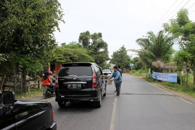Dua Hari Galang Dana, Mahasiswa Aceh Raya Kumpulkan Rp4,8 Juta