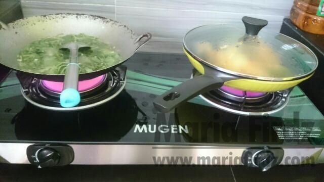 Review Dapur Infra Red Mugen Dari Cjwow Maria Firdz