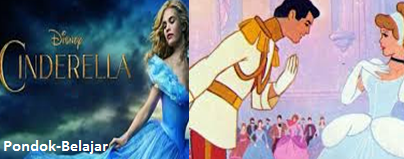 The Narrative text of Cinderella