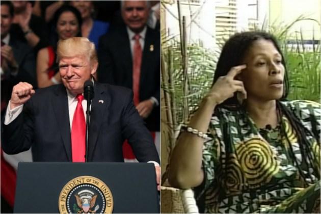 O presidente Donald Trump quer que Cuba deporte Assata Shakur (Madrinha do Tupac Shakur) de volta para os Estados Unidos.