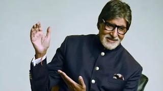 Amitabh Bachchan tweets numbers