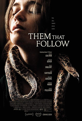 Them That Follow 2019 English 720p HDCAM 900MB