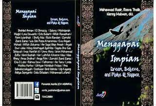 antologii tema religi, buku tema religi, antologi penerbit asrifa, antologi nama anisa, ketika allah mengujiku, karena bahagia itu sederhana,