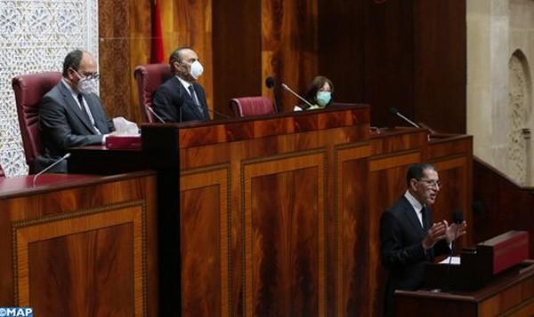 المغرب يتجه لرفع الحجر الصحي والإبقاء على حالة الطوارئ...وهذا ما قاله العثماني داخل قبة البرلمان