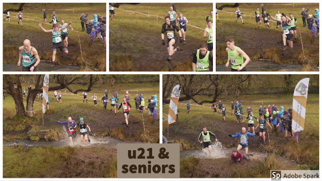 Kendal Winter League 2020 Giggleswick U21 and seniors