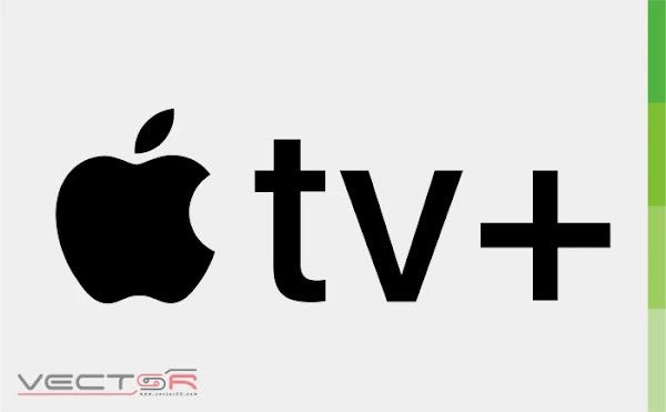 Apple TV+ Logo - Download Vector File CDR (CorelDraw)