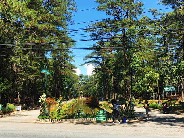 Wright Park one of the attractions in Baguio City