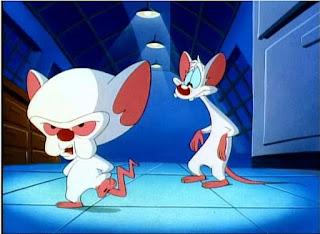 Pinky e o Cérebro
