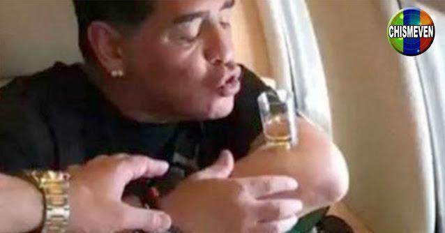 Policías investigan cuánto alcohol y drogas se tomó Maradona el día de su muerte