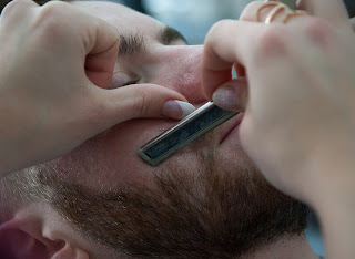 men skin care- razor