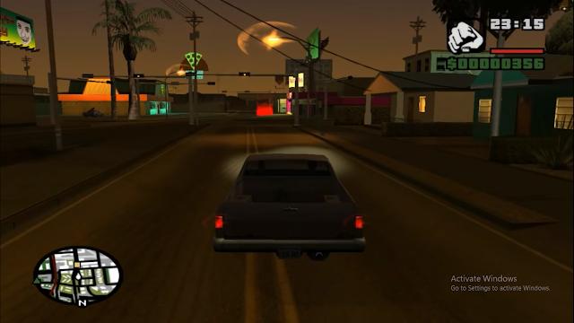 لعبة جاتا المصرية GTA Egypt