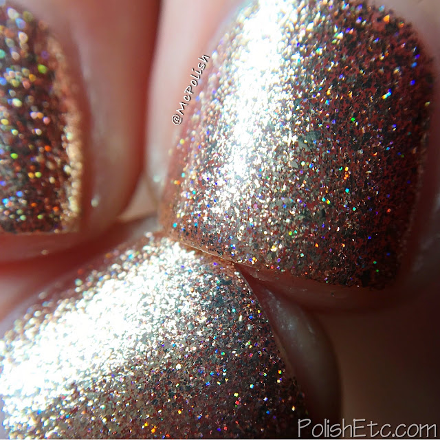 KBShimmer - Summer 2016 Collection - McPolish - One Night Sand