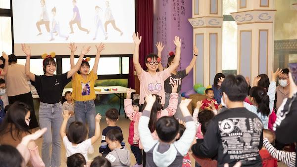 二基醫院慶祝婦幼節 二基童樂會親子歡度周末