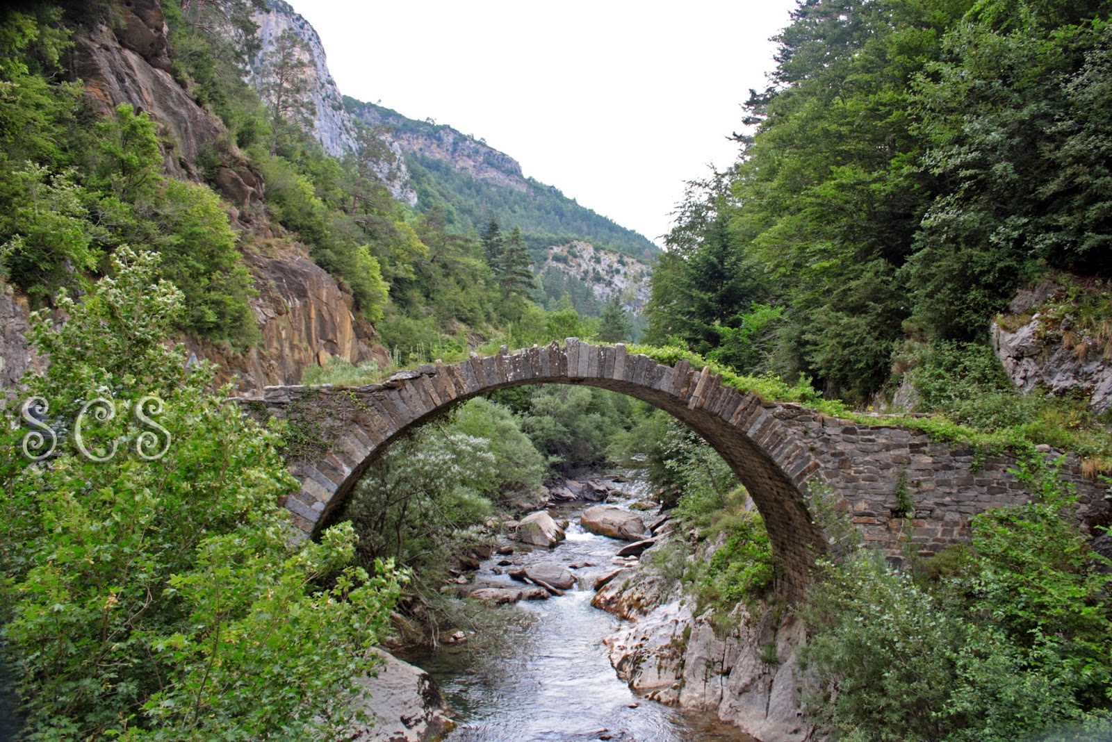 Valle de Belagua (Navarra, España)