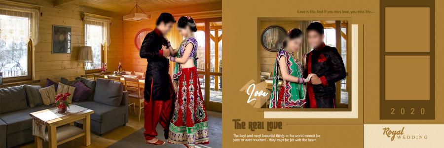 Wedding Album DM Designs