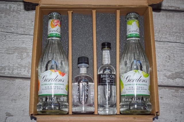 I Love Gin January box contents