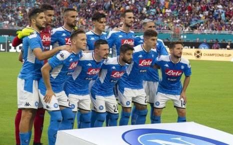 Daftar Pemain Napoli