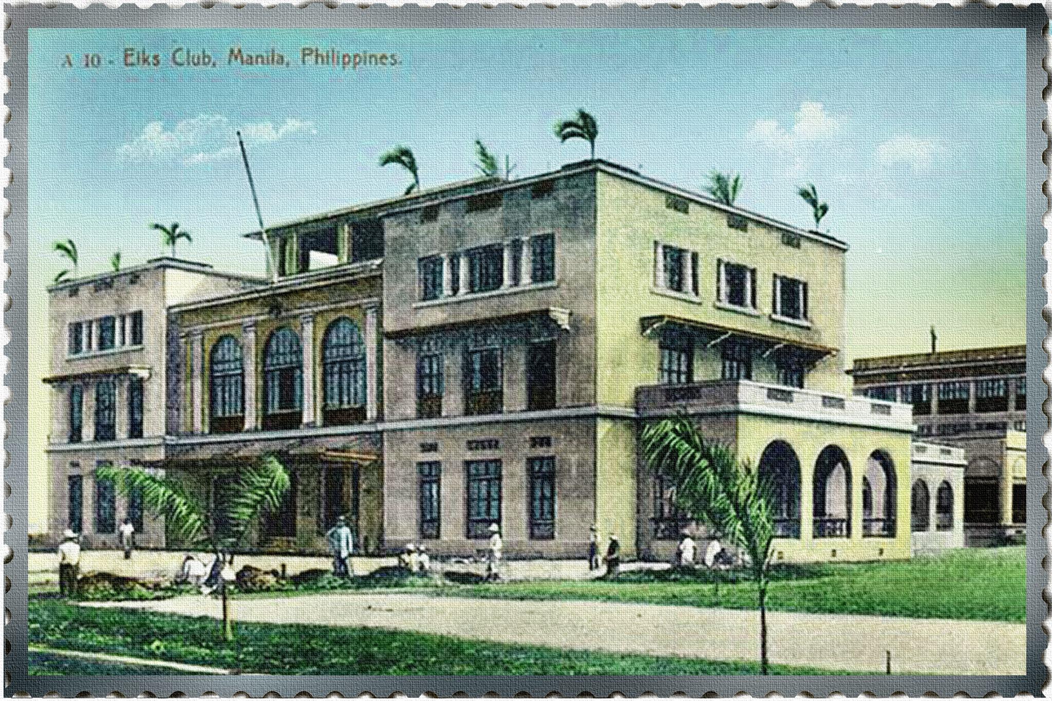 Elks Club Manila Philippines