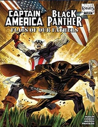 Black Panther/Captain America: Flags Of Our Fathers