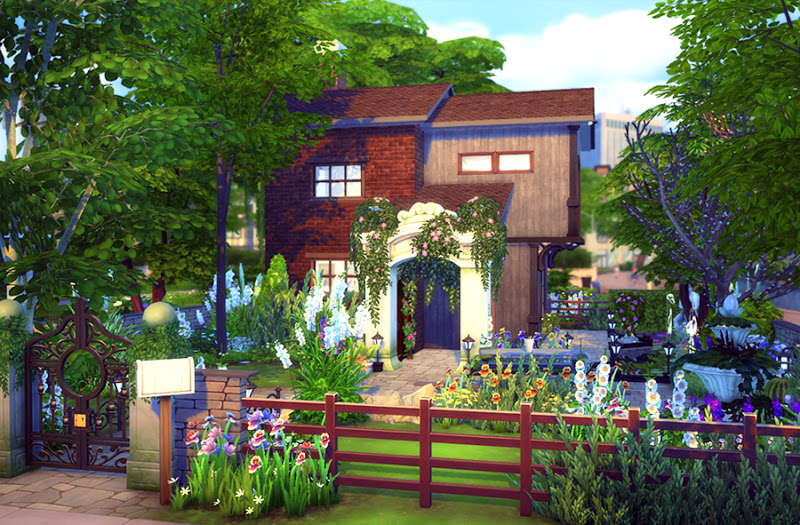 Rose Valley  Item The Sims 4   The Sims 4