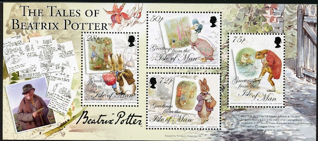 Isle of Man Tales of Beatrix Potter