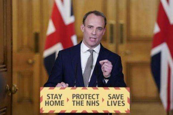 Ngoại trưởng Anh cảnh báo sốc Trung Quốc về dịch Covid-19
