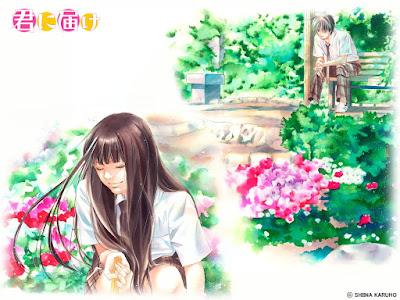 Shiina Karuho - Kimi ni Todoke