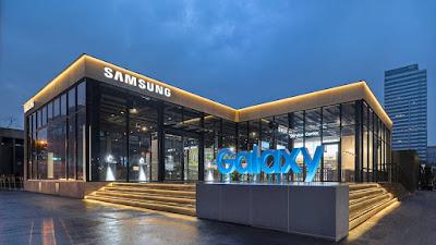 Samsung está fechando todas as lojas nos EUA devido ao COVID-19