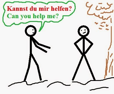 German phrases, German conversation, learn German