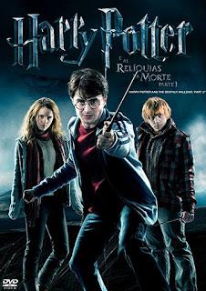Capa filme Harry Potter e as Relíquias da Morte: Parte 1 Grátis