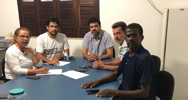 Prefeito de SAJ convoca reunião com força tarefa para definir ações diante dos problemas causados pela chuva
