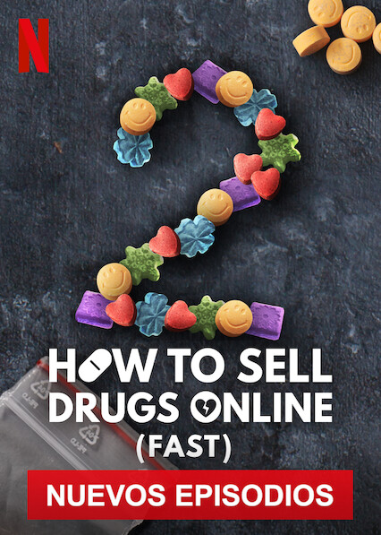 How to Sell Drugs Online (Fast) (2020) Temporada 2 WEB-DL 1080p Latino