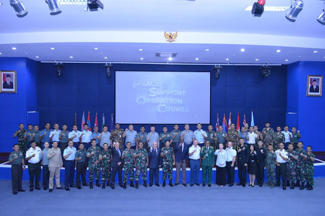 PMPP TNI Gelar Garuda Kooburra Bersama Australia dan PSOC Bersama Kanada