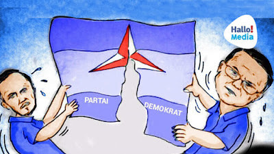 Konflik Partai Demokrat Berlanjut ke Meja Hijau, Adu Kuat Kubu AHY Melawan Kubu Moeldoko
