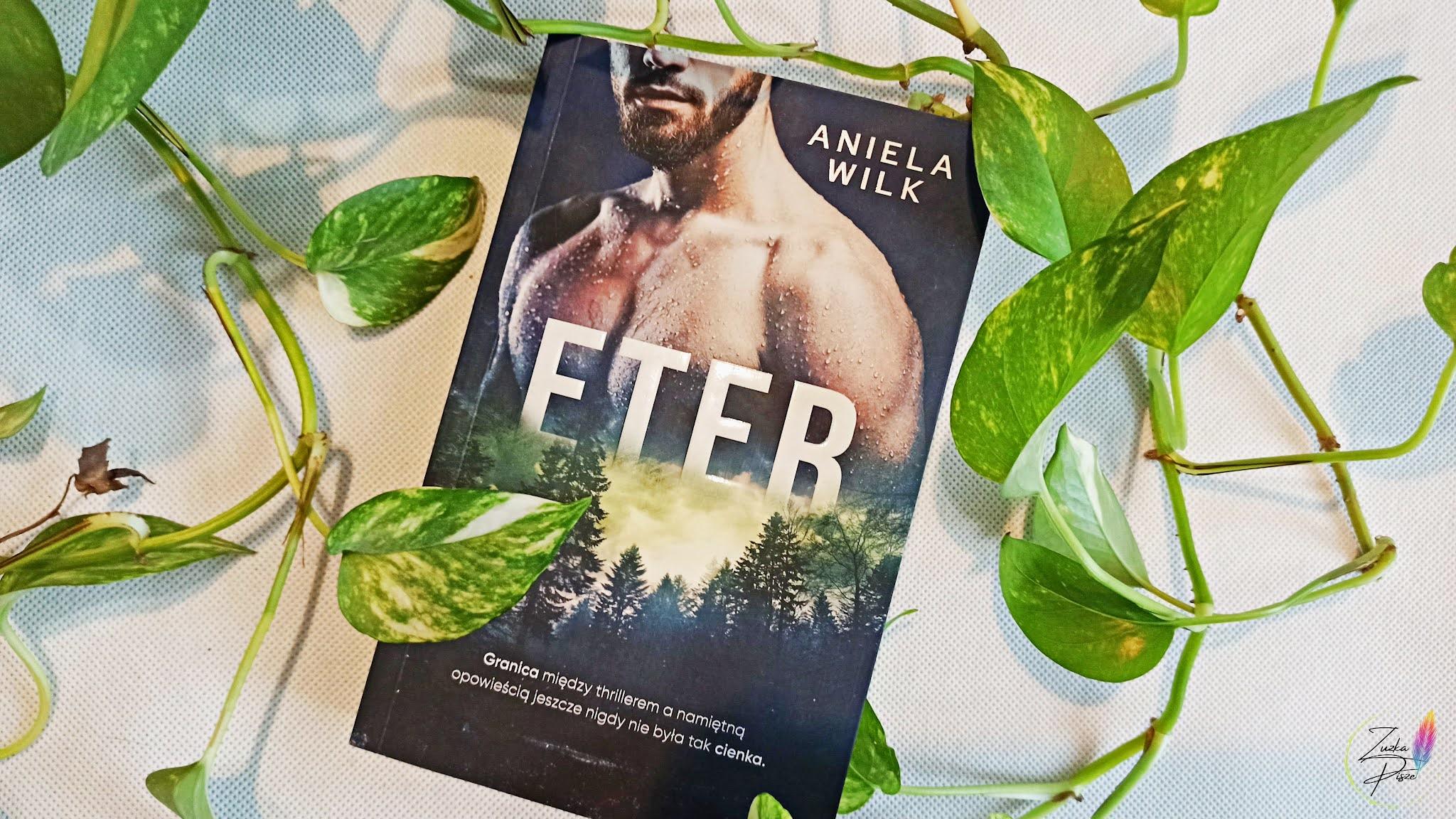 "Aniela Wilk ""Eter"" - recenzja książki"