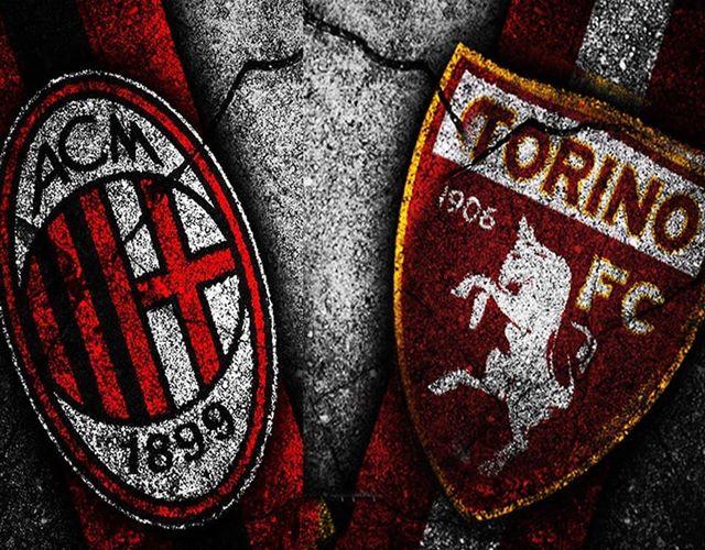 AC Milan Vs Torino Copa Italia-IG