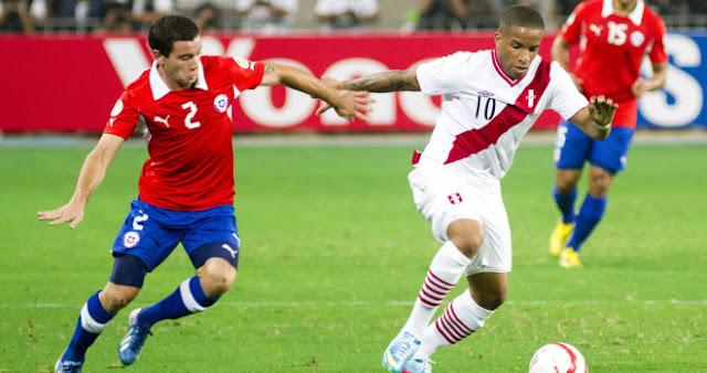 Soi kèo hôm nay Chile vs Peru