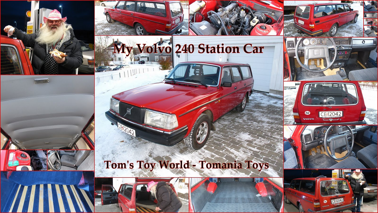 Tom's Volvo 240 Stationcar