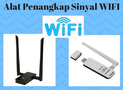 penangkap sinyal wifi