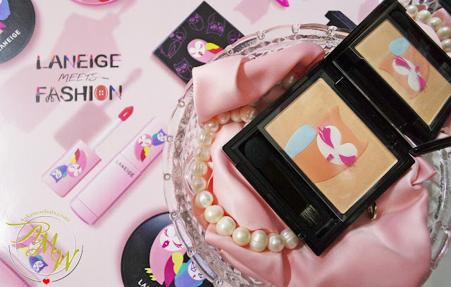 a photo of Laneige Meets Fashion Lucky Chouette Multi-Colors