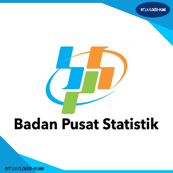 Rekrutmen Lowongan Kerja Seksi Administrasi Badan Pusat Statistik