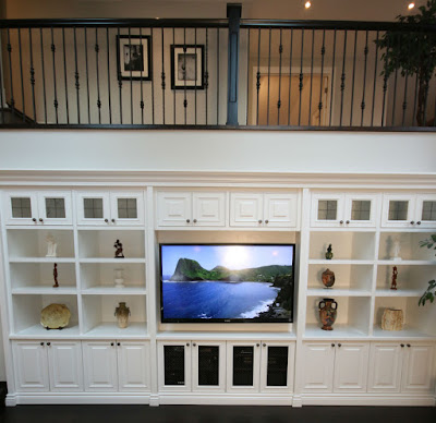 Toronto Wall Unit Entertainment Centre