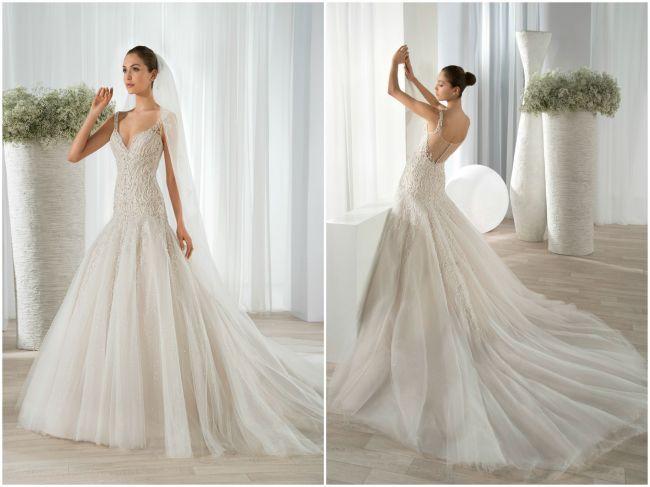 Divinos vestidos de novias | Colección Demetrios