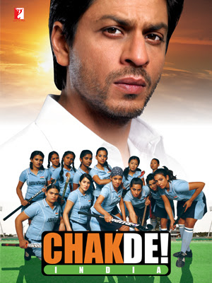 Chak De India 2007 Hindi 720p BluRay 900MB